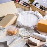 チーズ盛り合わせ(3種)