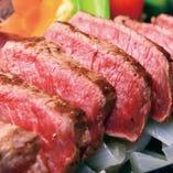 欧州産牛ロース肉のサーロインステーキ170g