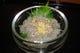 ぷりぷり生しらす、湯浅醤油とおろし生姜でどうぞ。