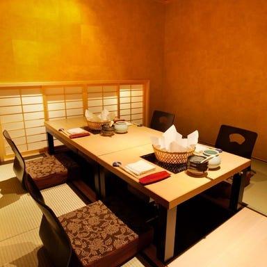 京都 瓢喜 赤坂店 店内の画像