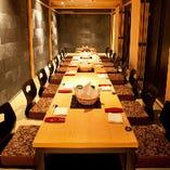 まさに赤坂の奥座敷 各種接待や会食に完全個室を