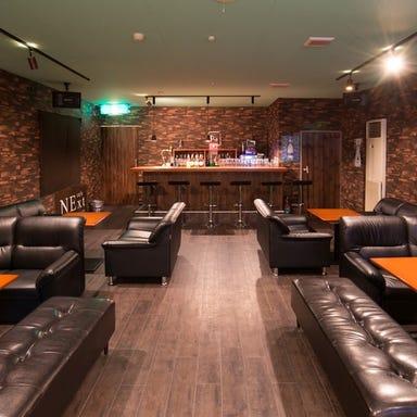 Cafe RUFF  店内の画像