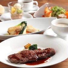 Dinner 4000円(税込)