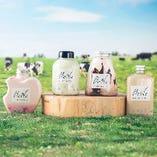 北海道ミルクのタピオカドリンク