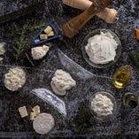 北海道根釧地区のフレッシュチーズが食べ放題!