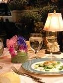 レストラン 花の館 パラディ北野  メニューの画像