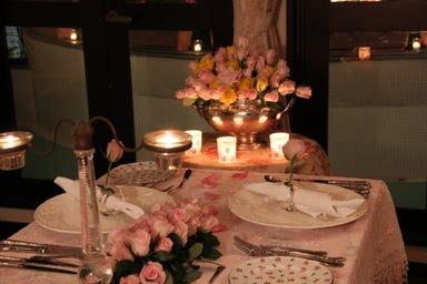 レストラン 花の館 パラディ北野  コースの画像