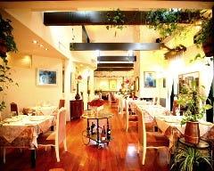 レストラン 花の館 パラディ北野