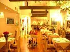 外国人貿易商の居宅をフレンチレストランに改装した神戸北野ならではの最高のロケーション