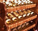 スペインやチリワインを取り揃えています