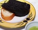 ランチセットに   美味しいパンが付きます