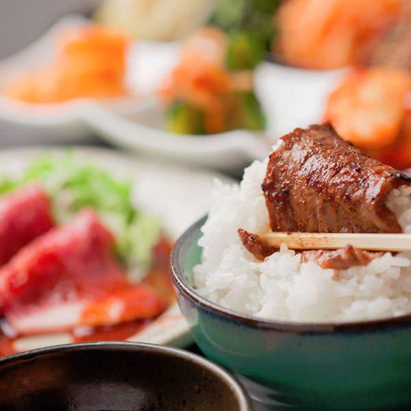 ちょっと贅沢ランチを♪ 人気は「和牛焼肉弁当」