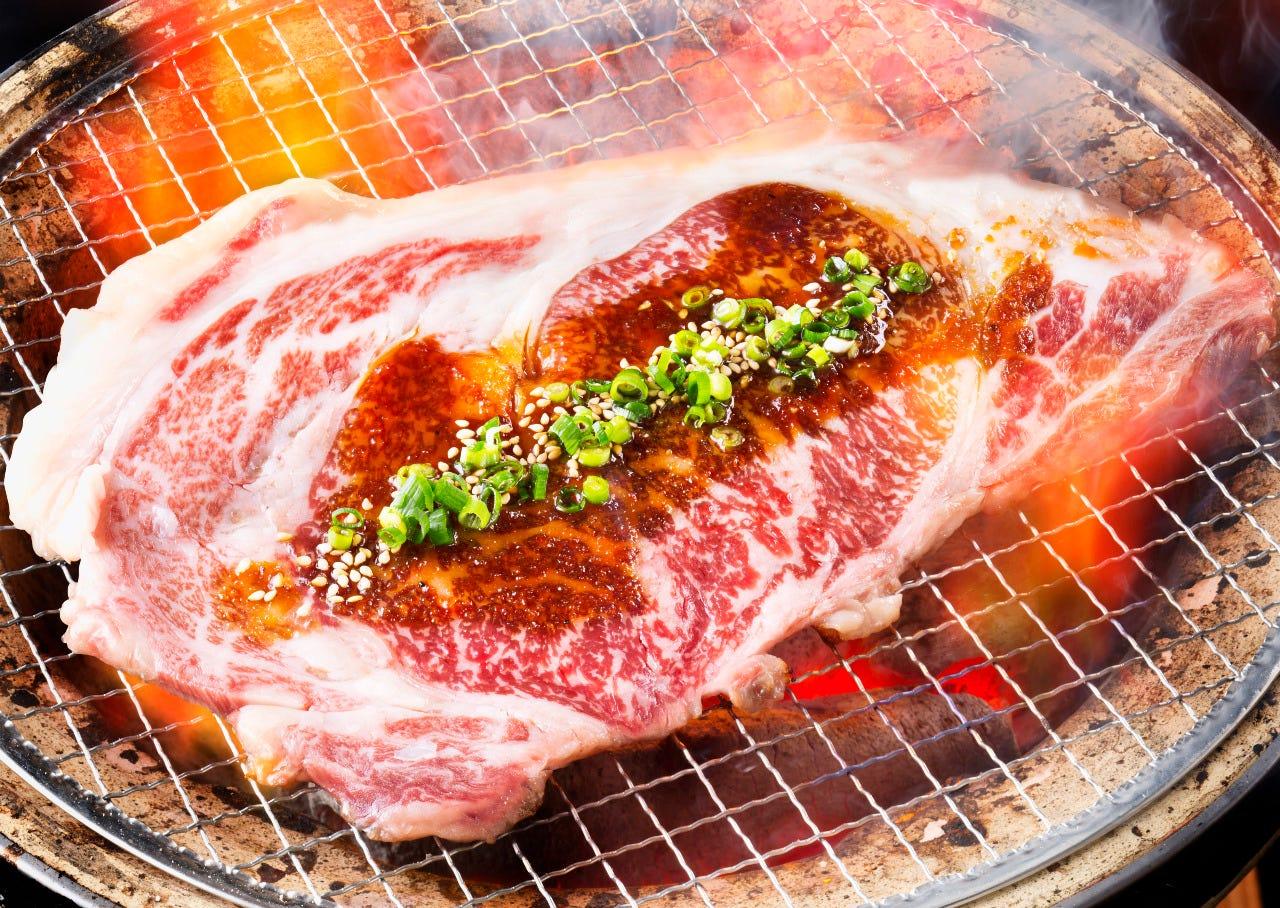 七輪焼肉ふくの牛 大濠店