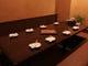 8~10名の完全個室