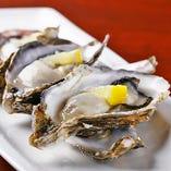 北海道厚岸産 生牡蠣