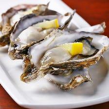一年中楽しめる!北海道厚岸産の牡蠣