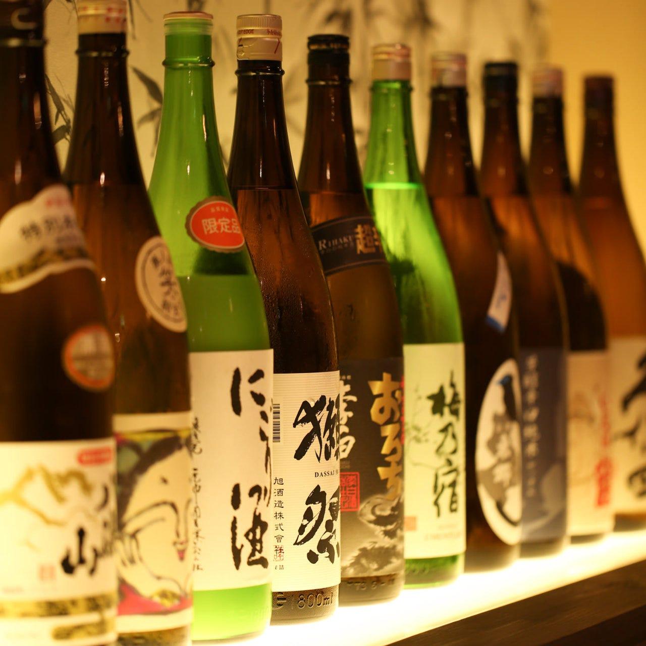 47都道府県日本各地の厳選した日本酒