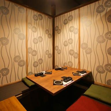 個室 藁焼き 日本酒処 龍馬 松江店 店内の画像