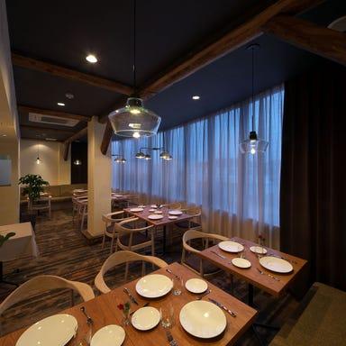 レストラン アンカシェット  店内の画像