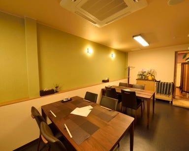 鮨と日本酒 志乃ぶ  店内の画像