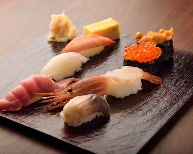 鮨と日本酒 志乃ぶ  コースの画像