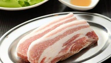 焼肉・韓国料理 オンドルパン  コースの画像