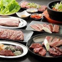 焼肉・韓国料理 オンドルパン