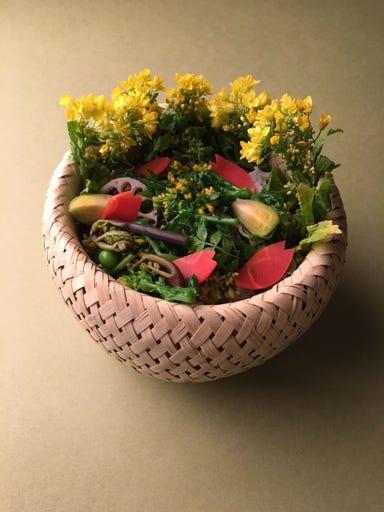 旬菜 おぐら家  コースの画像