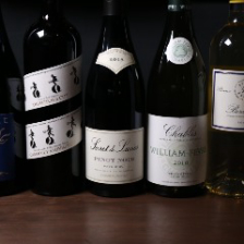 和牛に合わせた上品なワイン