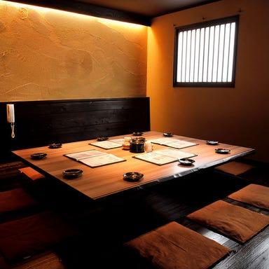 個室居酒屋 聚楽(じゅらく)  店内の画像