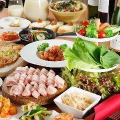 韓国料理×サムギョプサル KANTON 与野店