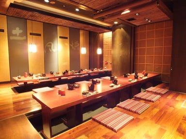 土風炉 西新宿七丁目店 店内の画像
