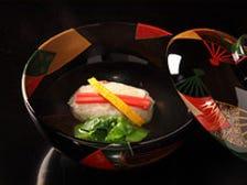 山海の旨みが溢れる日本料理の醍醐味