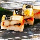 明太鯖棒寿司