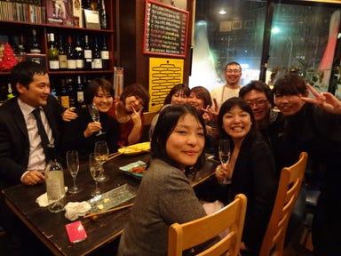 旬菜ワイン酒場 ICHIGOYA 御茶ノ水 店内の画像