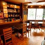 ◆眺めのいいテーブル席◆