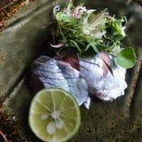 朝の市場から・・ 魚料理