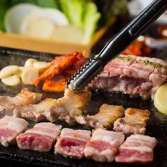 韓の豚家 芭李呑