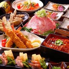 名古屋めし・季節の宴会プランが人気