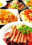 高級食材、旬な地元食材xイタリアンで各種コースご用意♪♪