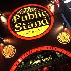 The Public stand 上野店