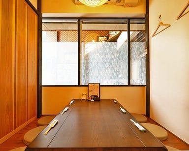 個室でお鍋と鶏料理 とりっく  店内の画像