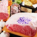 上品な旨味と甘みを備えた日本三大和牛の一つ、神戸牛。
