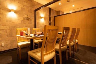天ぷら酒菜 蒼天  店内の画像