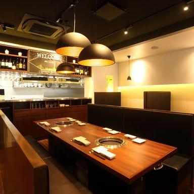 黒毛和牛焼肉×野菜ソムリエ ONAKANOMIKATA‐オナカノミカタ‐ コースの画像