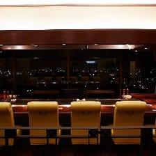◆地上14階から見る夜景