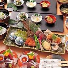 四季を味わえる本格和食ランチ