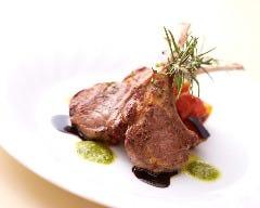 ◆本日の肉料理より