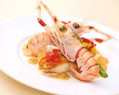 ◆コース~メイン鮮魚料理~