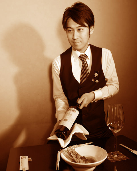 ワイン6種類マリアージュプラン
